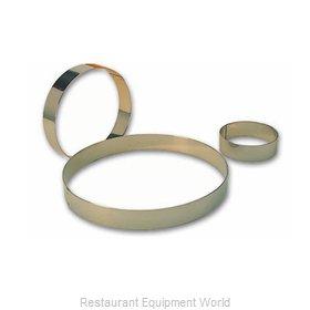 Matfer 371208 Pastry Ring