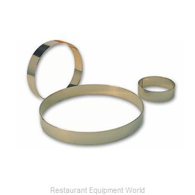 Matfer 371209 Pastry Ring
