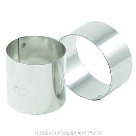 Matfer 375334 Pastry Ring