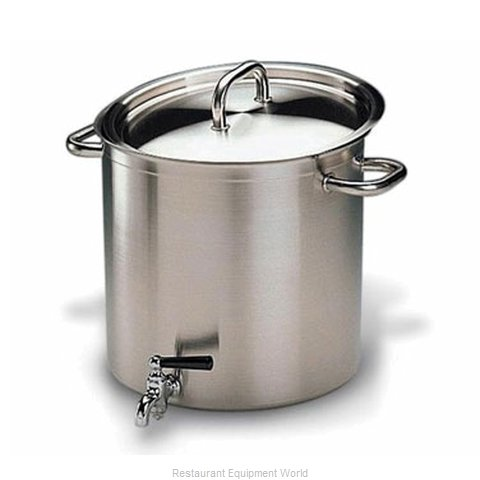 Matfer 694240 Stock Pot with Faucet