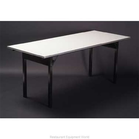 Maywood Furniture DFORIG3696 Folding Table, Rectangle (Magnified)