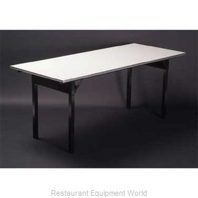 Maywood Furniture DFORIG4872 Folding Table, Rectangle