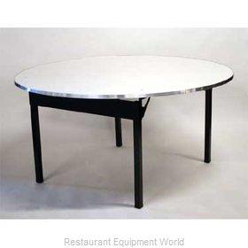 Maywood Furniture DFORIG48RD Folding Table, Round