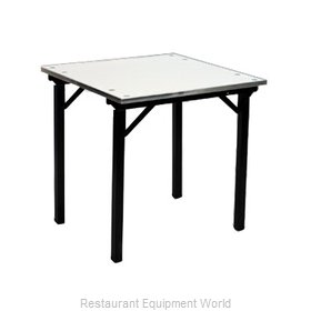 Maywood Furniture DFORIG54SQ Folding Table, Square