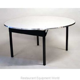 Maywood Furniture DFORIG60RD Folding Table, Round