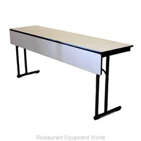 Maywood Furniture DLCLEGMP1872 Folding Table, Rectangle