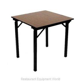 Maywood Furniture DLORIG72SQ Folding Table, Square