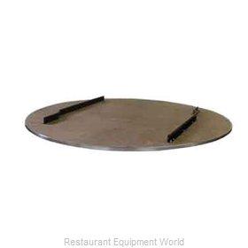 Maywood Furniture DPORIG66RDTO Table Top, Wood