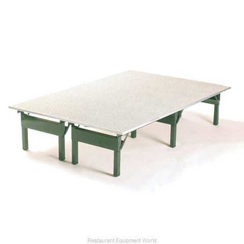 Maywood Furniture MD4872PLAT Stage Platform (Magnified)