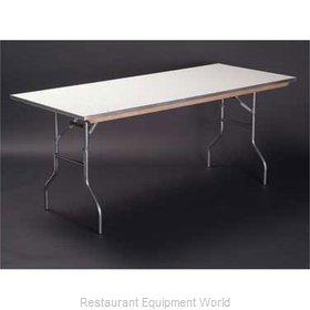 Maywood Furniture MF1848 Folding Table, Rectangle
