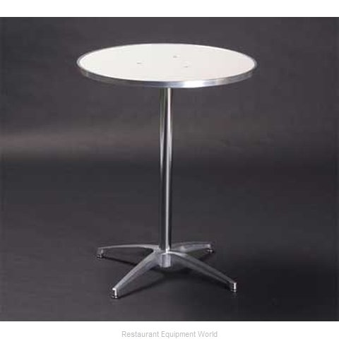 Maywood Furniture MF24RDPED30 Table, Indoor, Dining Height