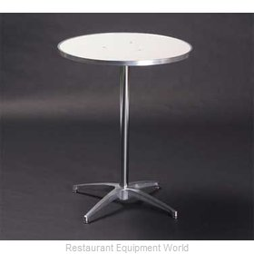 Maywood Furniture MF36RDPED30 Table, Indoor, Dining Height