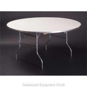 Maywood Furniture MF48RD Folding Table, Round