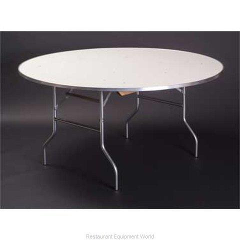 Maywood Furniture MF66RD Folding Table, Round