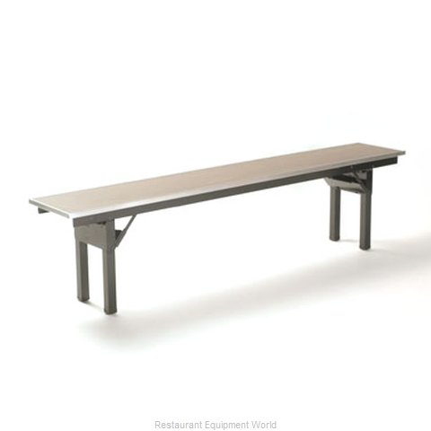 Maywood Furniture ML1296BENCH Bench, Indoor, Folding