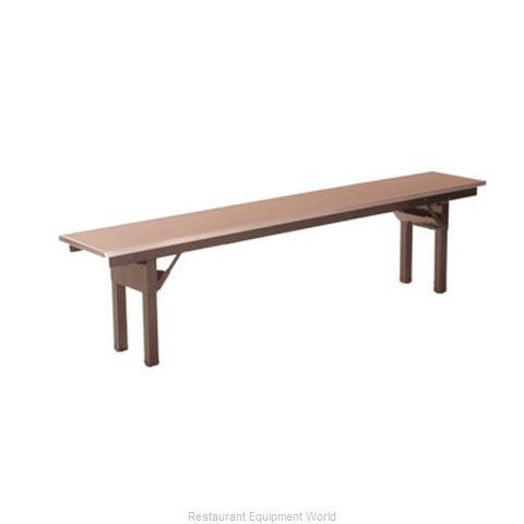 Maywood Furniture ML1572BENCH Bench, Indoor, Folding