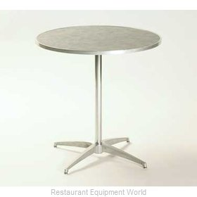 Maywood Furniture ML24RDPED30 Table, Indoor, Dining Height