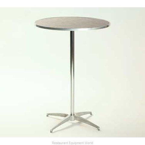 Maywood Furniture ML24RDPED3042 Table, Indoor, Adjustable Height