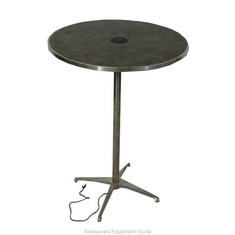 Maywood Furniture ML30RDPED30CHG Table, Indoor, Activity