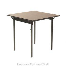 Maywood Furniture ML36CD Folding Table, Square
