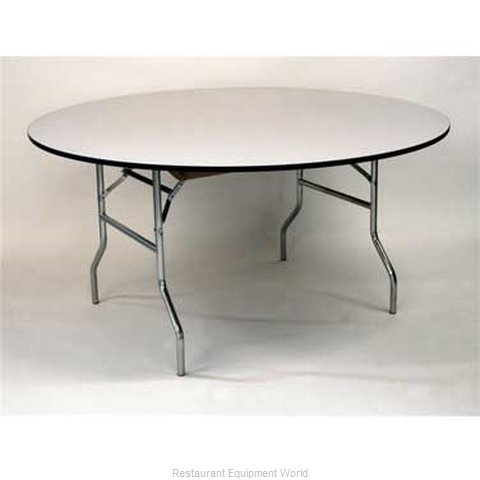 Maywood Furniture ML60RD Folding Table, Round
