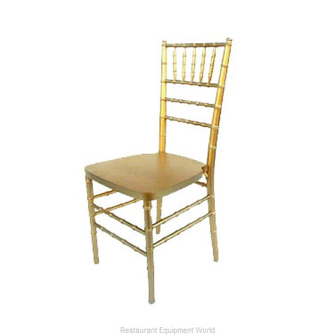 Maywood Furniture MMAXCHWHT Chair Side Stacking Indoor