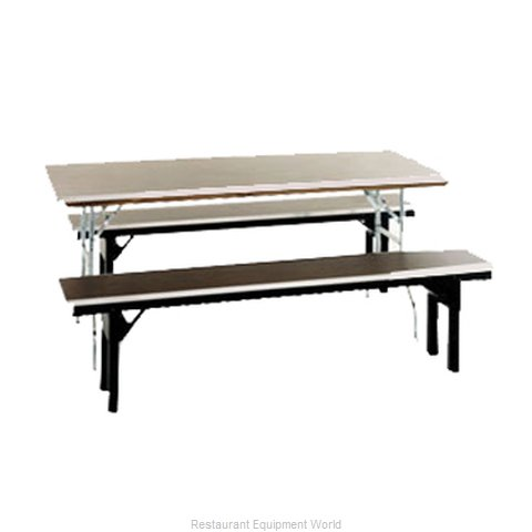 Maywood Furniture MP1272BENCH Bench Indoor Folding