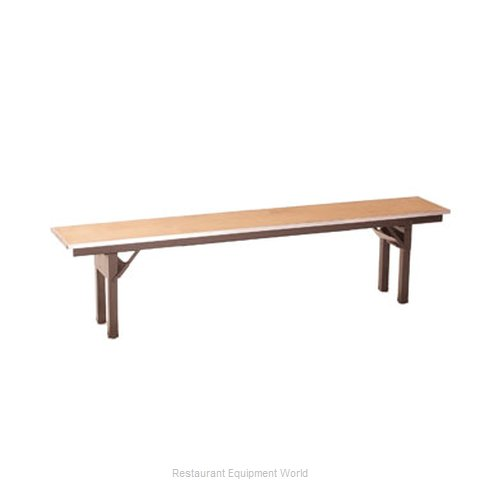 Maywood Furniture MP1572BENCH Bench, Indoor, Folding