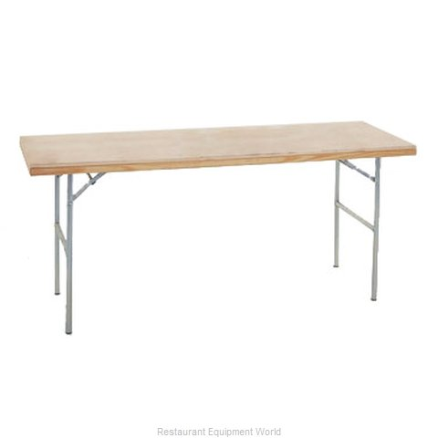 Maywood Furniture MP2448FHDIS Table, Utility (Magnified)