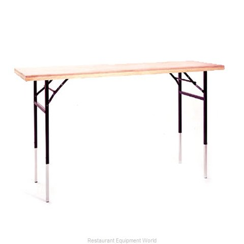 Maywood Furniture MP2472DHDIS Table Display Merchandising