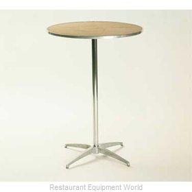 Maywood Furniture MP24RDPED3042 Table, Indoor, Adjustable Height