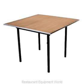 Maywood Furniture MP30CD Folding Table, Square