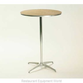 Maywood Furniture MP30RDPED3042 Table, Indoor, Adjustable Height