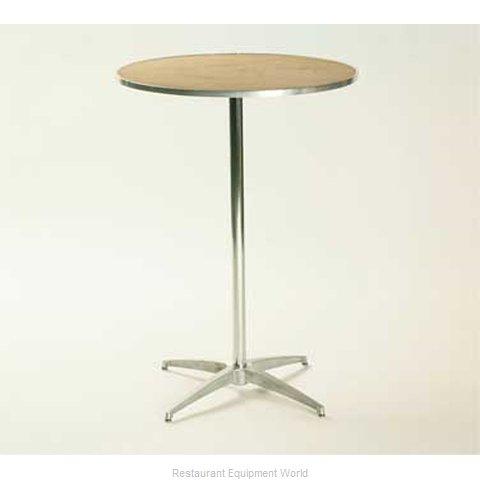 Maywood Furniture MP30RDPED42 Table, Indoor, Bar Height