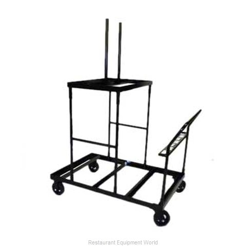 Maywood Furniture MPEDTRKSM Table Dolly Truck