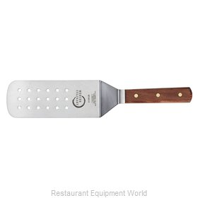Mercer Tool M18410 Turner, Perforated, Stainless Steel