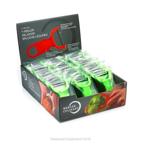 Mercer Tool M33071GR Vegetable Peeler, Manual
