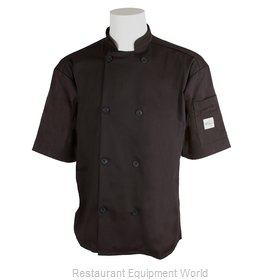 Mercer Tool M60013BK2X Chef's Coat
