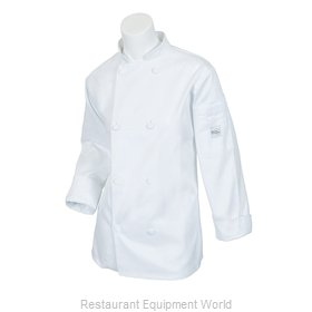 Mercer Tool M60022WHXS Chef's Jacket