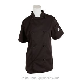 Mercer Tool M60024BKXS Chef's Coat