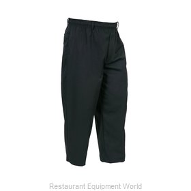 Mercer Tool M60050BK1X Chef's Pants