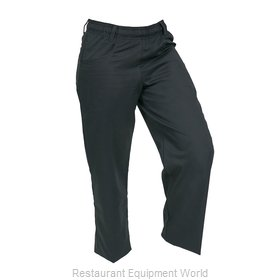Mercer Tool M60060BK3X Chef's Pants