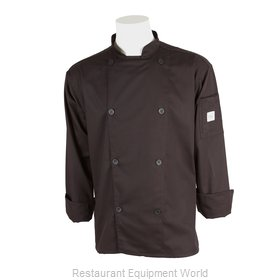 Mercer Tool M61010BK4X Chef's Coat