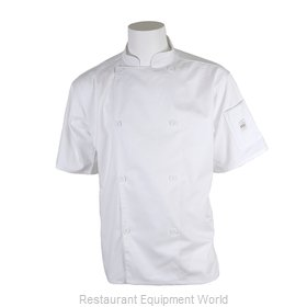 Mercer Tool M61012WH3X Chef's Jacket