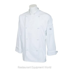 Mercer Tool M61020WHXS Chef's Coat
