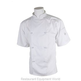 Mercer Tool M61022WHXS Chef's Jacket