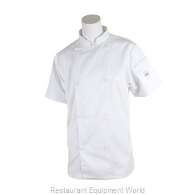 Mercer Tool M61032WHL Chef's Coat