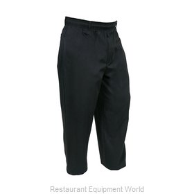 Mercer Tool M61060BK1X Chef's Pants