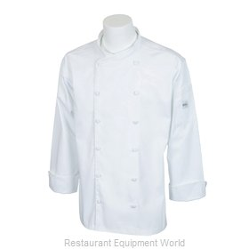 Mercer Tool M62010WH6X Chef's Coat