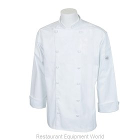 Mercer Tool M62030WH3X Chef's Jacket
